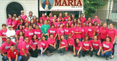Aniversario 20 años de La voz de María 2 de febrero