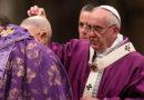 Papa Francisco presidirá la Santa Misa de inicio de la Cuaresma, Miércoles de Ceniza, en la Basílica de san Pedro.