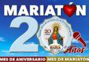 Mariatón 20 años