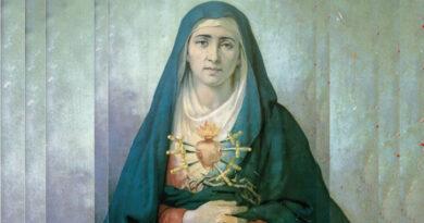 El milagro de la Virgen Dolorosa del Colegio – 29 de Abril