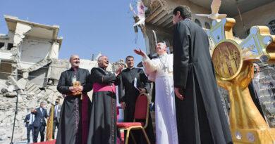 Histórico viaje del Papa Francisco a Iraq