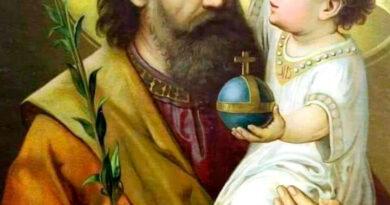 San José Fiel Padre Nutricio de Jesús