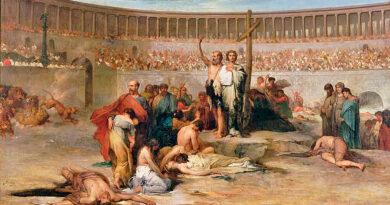 Santos Protomártires de la Iglesia de Roma-30 de Junio