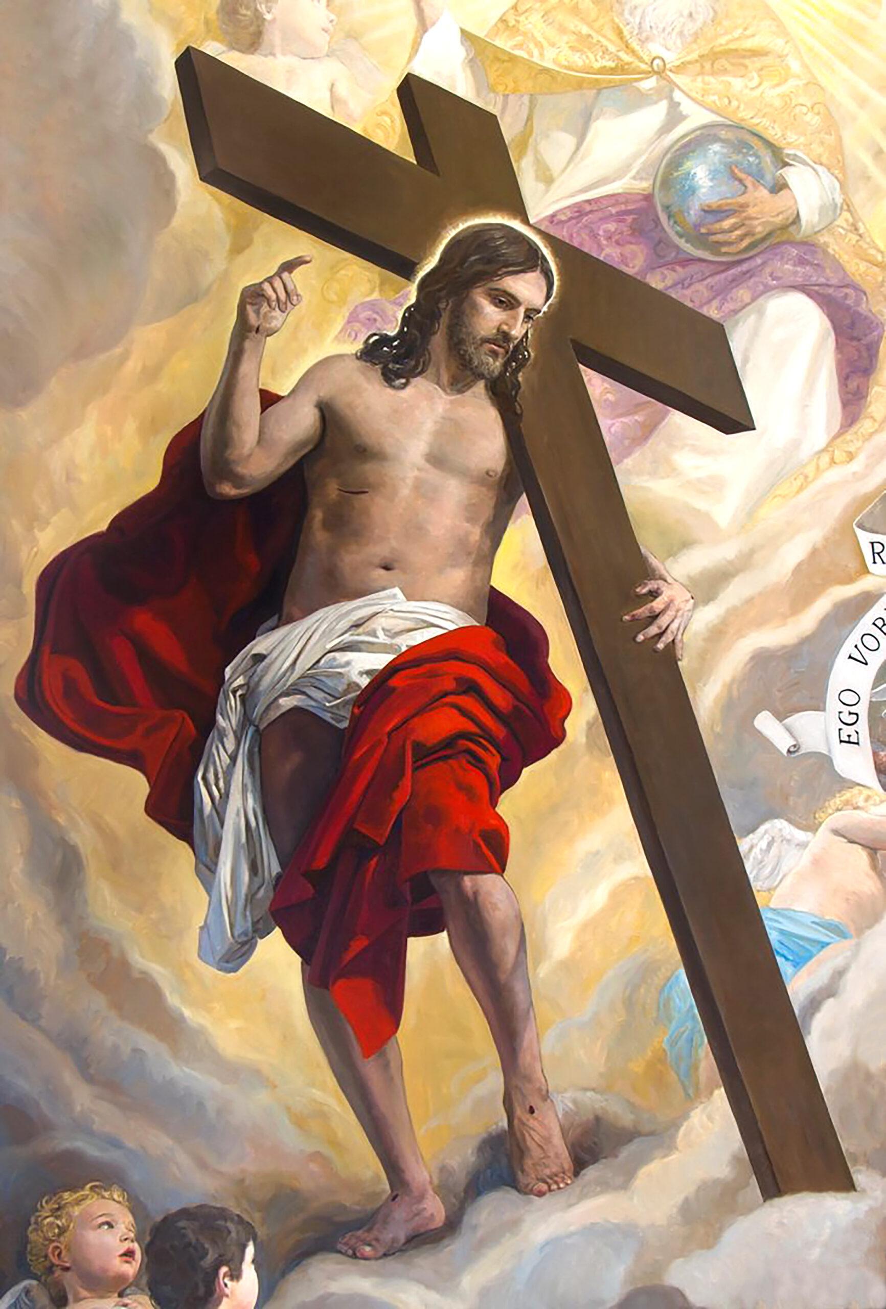 La Fiesta de la Exaltación de la Santa Cruz – 14 de Septiembre