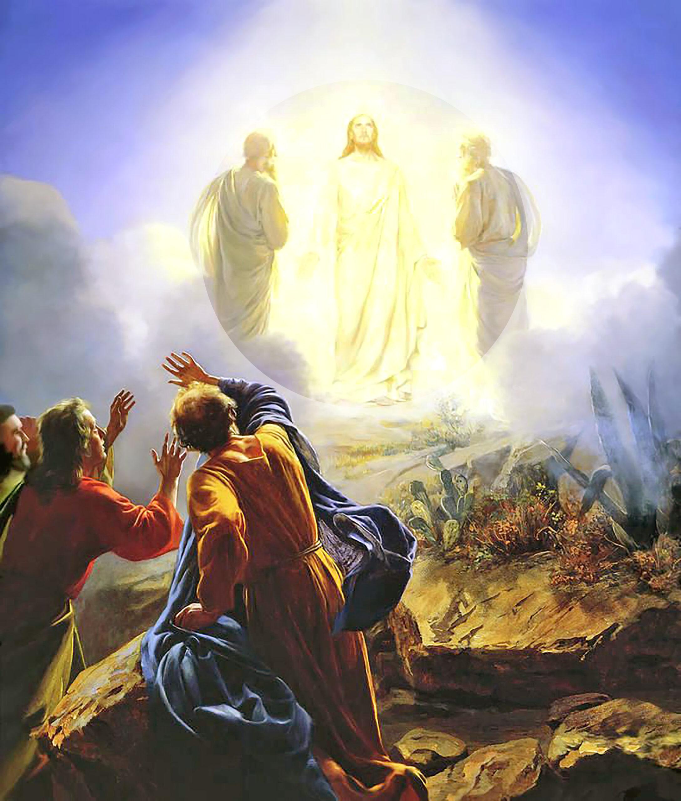 Fiesta de la Transfiguración del Señor – 6 de agosto